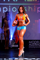 Model Australia Women Sport/theme wear